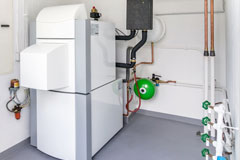 Rippingale oil boiler installation
